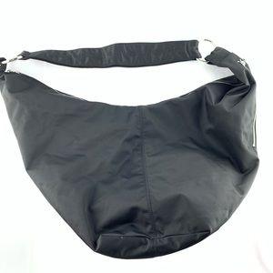 Lululemon Black Parachute Bag